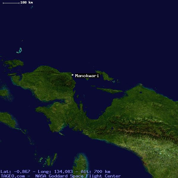 Manokwari Indonesia  city photo : MANOKWARI PAPUA INDONESIA Geography Population Map cities coordinates ...
