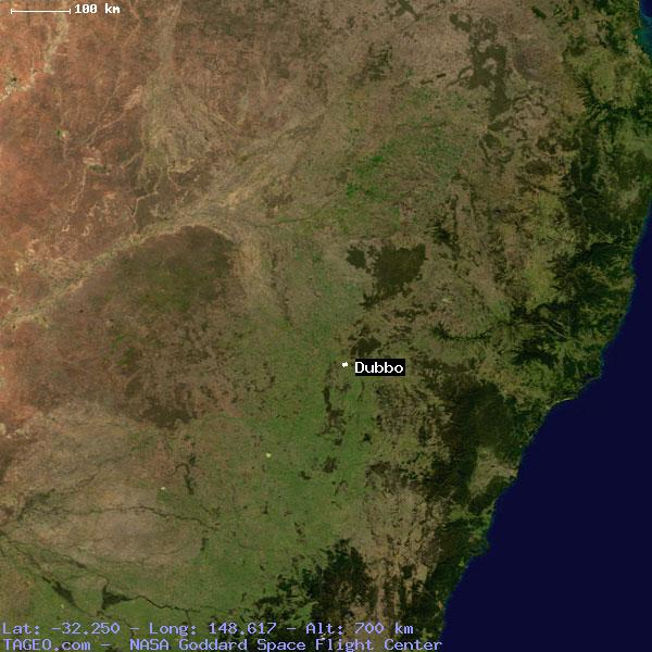 Australia Map Dubbo.Dubbo New South Wales Australia Geography Population Map Cities