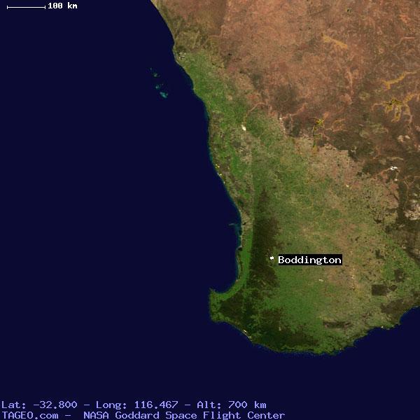 BODDINGTON WESTERN AUSTRALIA AUSTRALIA Geography Potion ... on remote sensing map of australia, a map of australia, map map of australia, hotel of australia, cool map of australia, live satellite map australia, show map of australia, aerial view of australia, south australia, satellite maps of homes, men of australia, western australia, the map of australia, data map of australia, ground of australia, china map of australia, google australia, topographical map of australia, current map of australia,