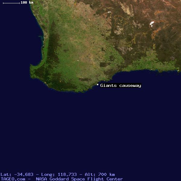 GIANTS CAUSEWAY WESTERN AUSTRALIA AUSTRALIA Geography ... on edinburgh castle map, fingal's cave map, great wall of china map, united kingdom map, english channel map, belfast map, giant causeway and rope bridge map, skellig michael map, machu picchu map, angkor wat map, you are here map, venice map, devils postpile national monument map, australia map, causeway coastal route map, carrick-a-rede rope bridge map, hadrian's wall map, leaning tower of pisa map, rock of gibraltar map, gros morne national park map,