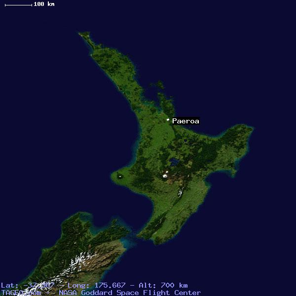 Hikutaia New Zealand  city pictures gallery : PAEROA NEW ZEALAND GENERAL NEW ZEALAND Geography Population Map ...