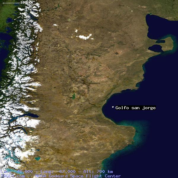 Golfo San Jorge Argentina General Argentina Geography