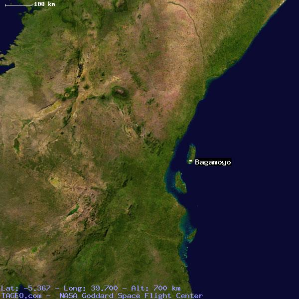 Bagamoyo Tanzania  City new picture : BAGAMOYO TANZANIA GENERAL TANZANIA Geography Population Map cities ...