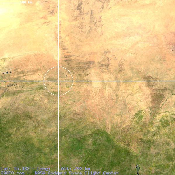 Satellite view of Manhub