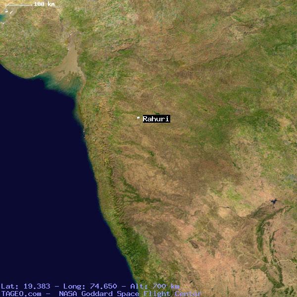 Rahuri Maharashtra India Geography Population Map Cities Coordinates