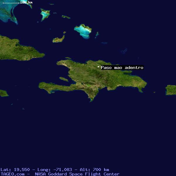 mao dominican republic