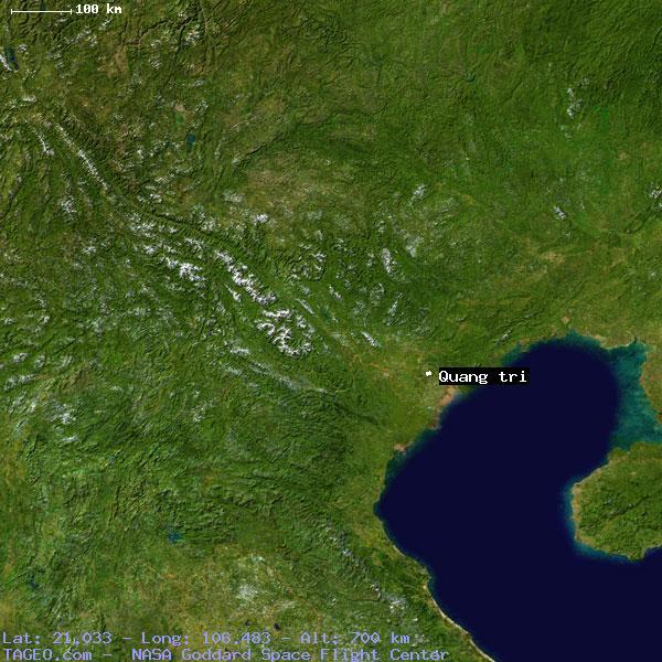 Quang Tri Vm12 Vietnam Geography Population Map Cities Coordinates