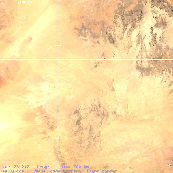 Satellite View Of Jangi