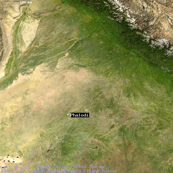 Phalodi India  City pictures : PHALODI RAJASTHAN INDIA Geography Population Map cities coordinates ...