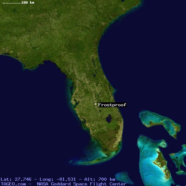 Frost Proof Florida Map.Frostproof Florida United States Geography Population Map Cities