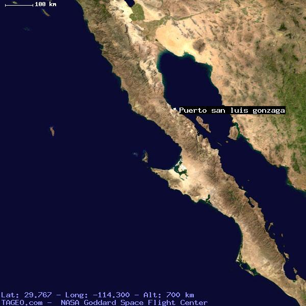 PUERTO SAN LUIS GONZAGA BAJA CALIFORNIA MEXICO Geography ... on george fox map, wichita st map, montverde academy map, towson map, edmonds cc map, saint mary's map, mount ida college campus map, uc riverside map, belmont map, tacoma cc map, valparaiso map, san francisco state map, dallas baptist map, semo map, csu fullerton map, csu northridge map, ohio u map, mercer map, st. john's map, spokane regional map,