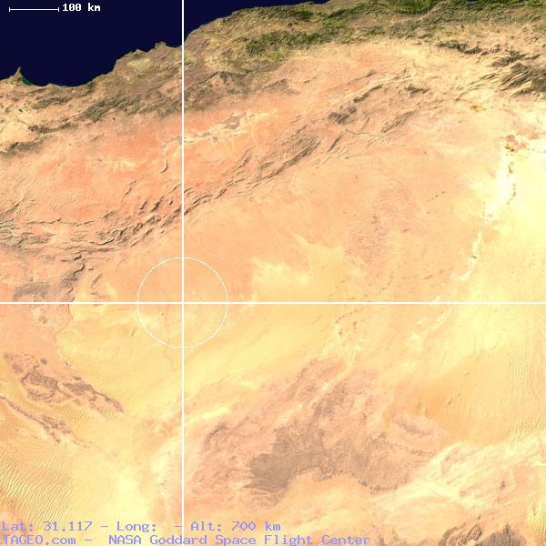 Chakwal Map