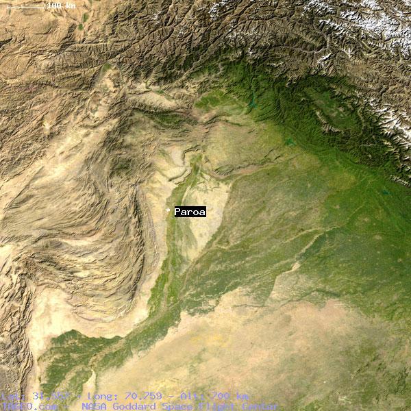 ڈیرہ اسماعیل خان۔ تحصیل پروآ کے علاقہ رمک میں ٹریفک حادثہ،8افراد ، متعدد زخمی