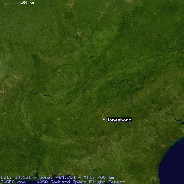 Map Of Jonesboro Georgia.Jonesboro Georgia United States Geography Population Map Cities