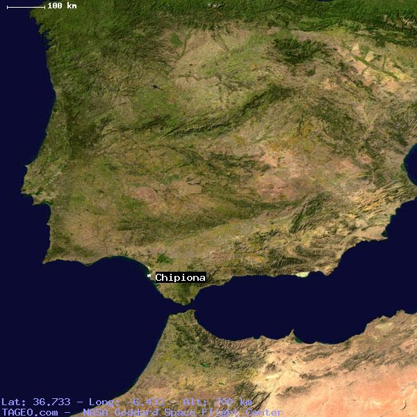 Chipiona Spain Map.Chipiona Andalucia Spain Geography Population Map Cities Coordinates