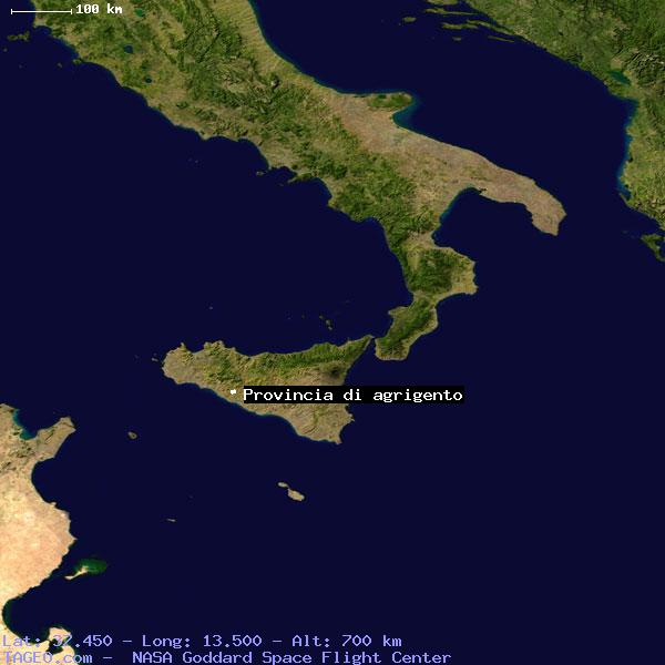 Agrigento Italy Map.Provincia Di Agrigento Italy General Italy Geography Population