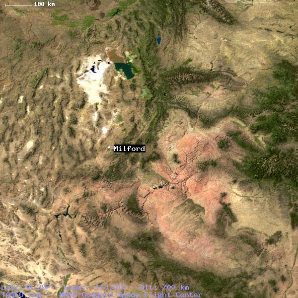 Milford Utah Map.Milford Utah United States Geography Population Map Cities
