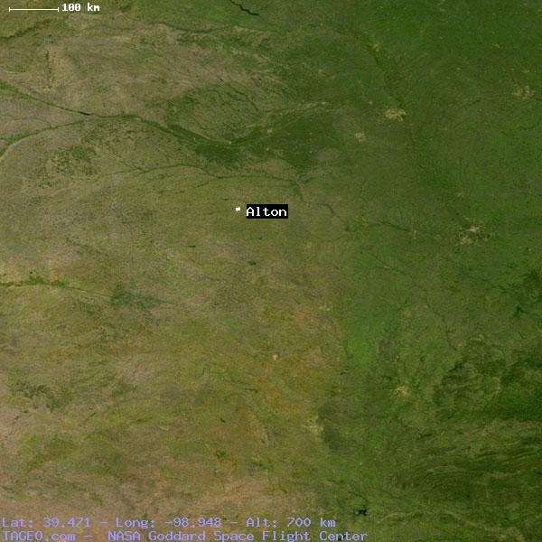 Alton Kansas Map.Alton Kansas United States Geography Population Map Cities