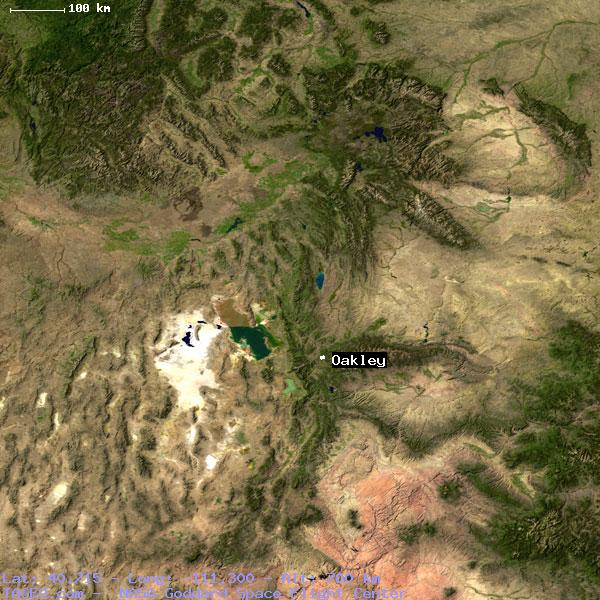 Oakley Utah Map.Oakley Utah United States Geography Population Map Cities