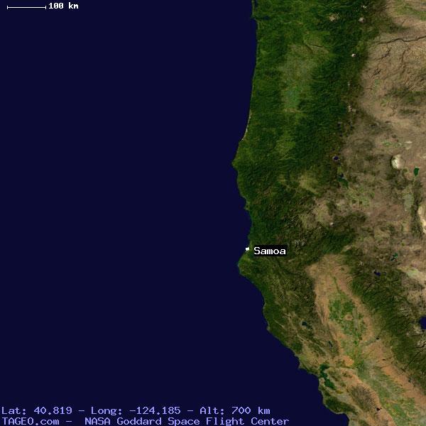 SAMOA CALIFORNIA UNITED STATES Geography Potion Map ... on hyampom california map, eldridge california map, lewiston california map, kelseyville california map, orick california map, hopland california map, mexico california map, escalon california map, carlotta california map, junction city california map, manchester california map, south bay area california map, redway california map, trinidad california map, arcata california map, elk california map, brisbane california map, myers flat california map, covelo california map, hoopa california map,