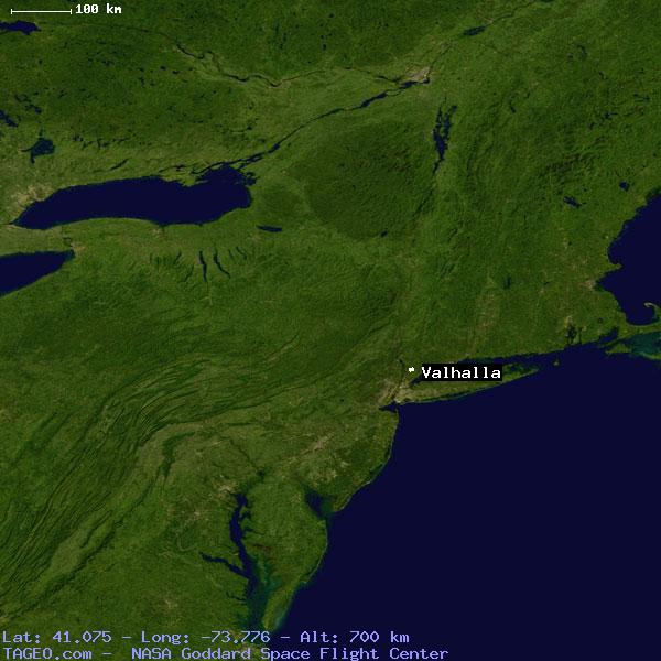 Valhalla New York Map.Valhalla New York United States Geography Population Map Cities