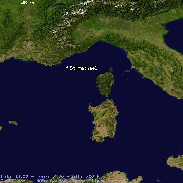 St Raphael France Map.St Raphael Var France Geography Population Map Cities Coordinates