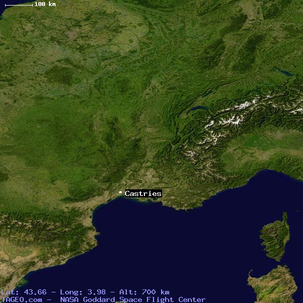 Castries France  city images : CASTRIES HERAULT FRANCE Geography Population Map cities coordinates ...