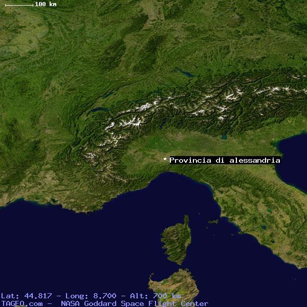 Alessandria Italy Map.Provincia Di Alessandria Italy General Italy Geography Population
