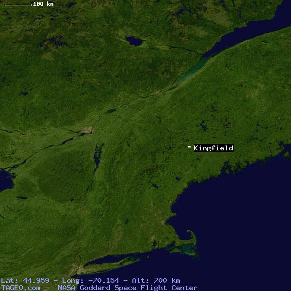 Kingfield Maine Map.Kingfield Maine United States Geography Population Map Cities