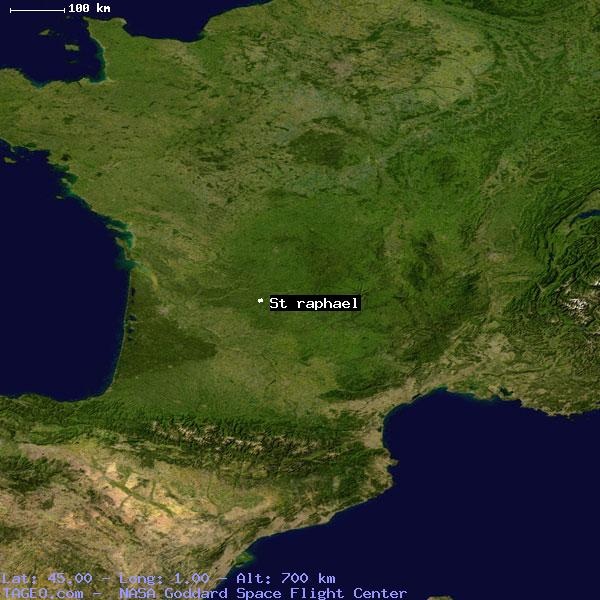 St Raphael France Map.St Raphael Dordogne France Geography Population Map Cities