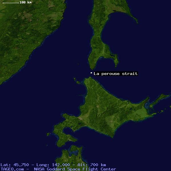 La perouse strait japan general japan geography population map la perouse strait japan general japan geography population map cities coordinates location tageo freerunsca Image collections