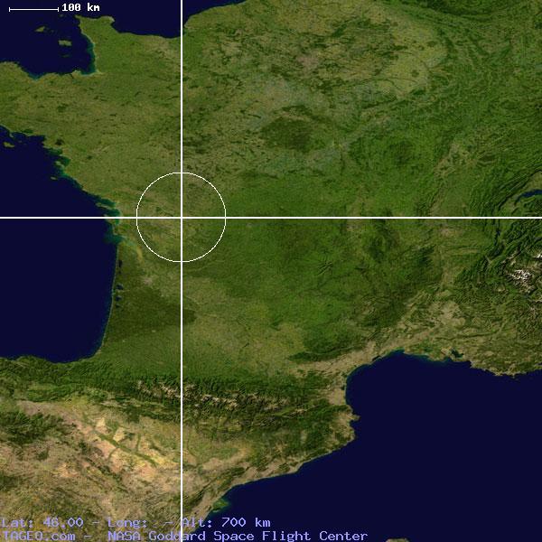 Saint-Maixent-l'Ecole France  City new picture : ST MAIXENT L ECOLE DEUX SEVRES FRANCE Geography Population Map cities ...