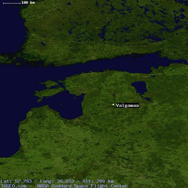 estonia geography