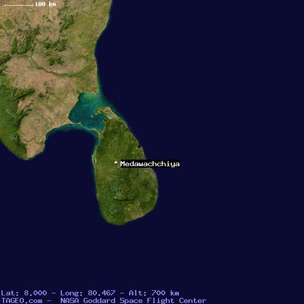 Medawachchiya Sri Lanka  city images : MEDAWACHCHIYA NORTH CENTRAL SRI LANKA Geography Population Map cities ...