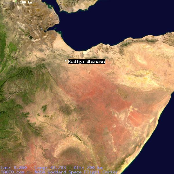 Kadiga Dhanaan Woqooyi Galbeed Somalia Geography Population Map Cities Coordinates Location Tageo Com What does dhanaan mean in somali? tageo com